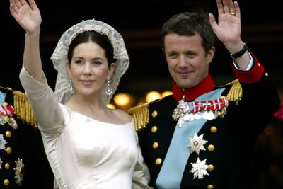 <b>Became royalty in: Denmark</b><p>Tassie girl Mary made a pretty epic leap from advertising guru to Danish royalty after meeting spunky Crown Prince Frederik at a Sydney pub during the 2000 Olympics.<P>You'd never guess her humble beginnings these days!