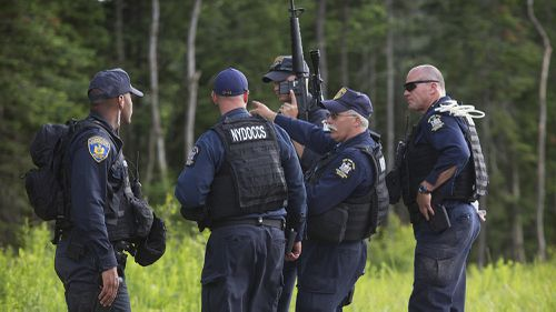 Second escaped New York convict in stand-off with police: reports