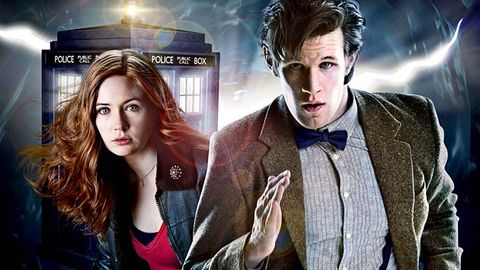 Report: Which Doctor Who star was found naked in a New York hotel corridor?