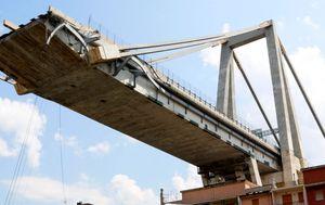 Genoa bridge designer gave risk warning in 1979