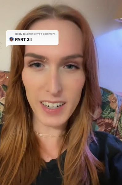Diana explains the whole story in a follow up video.
