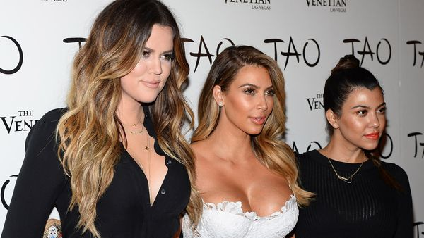 Young women who dabble in cosmetic tweaks or two often cite the Kardashians as inspiration. Image: Getty.