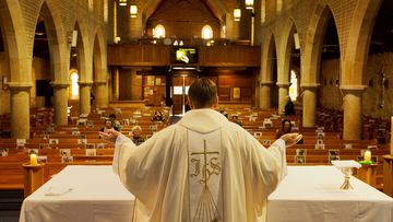 Churches in NSW have been limited to no more than 100 people per service.