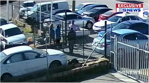 A number of customers said they were met with threatening behaviour including punching, shoving and intimidation, when trying to retrieve their cars.