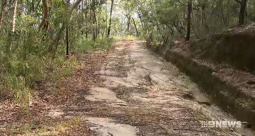 The convict trail stretches over 200 kilometres through NSW. Image: 9News