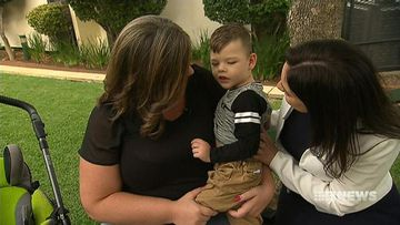 VIDEO: Three-year-old Bobby defying the odds with fighting spirit