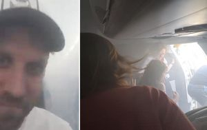 'Like a horror film': British Airways cabin fills with smoke before dramatic landing