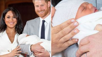 190509 Royal Baby Sussex Archie photo reveal