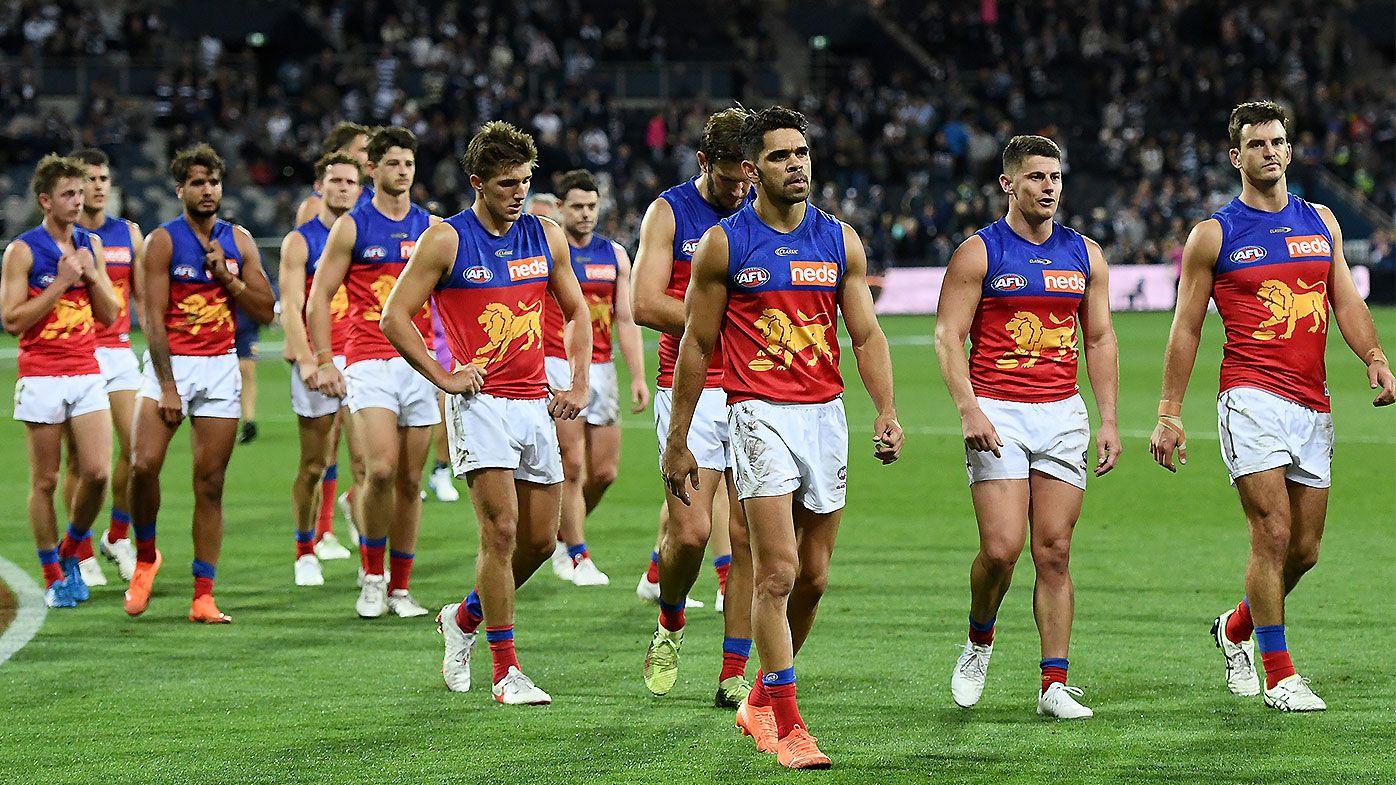 Brisbane vs Collingwood AFL fixture moved to Marvel Stadium due to COVID-19 lockdown
