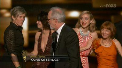 <p><strong>Best Limited Series</strong></p><p><em>Olive Kitteridge</em></p>