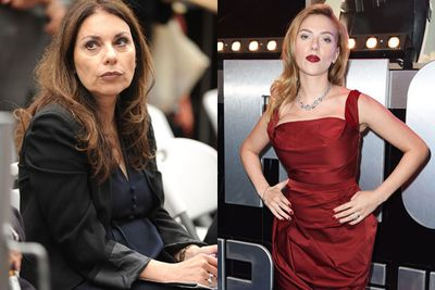 Scarlett Johansson fired her momager Melanie Sloan back in 2009, replacing her with Hollywood uber agent Rick Yorn... whose roster includes Leonardo DiCaprio, Justin Timberlake and Cameron Diaz. <br/><br/>Since the split, Sloan's financial situation has taken a turn for the worse...and it doesn't appear that starlet Scarlett will come to her mother's rescue. <br/><br/>