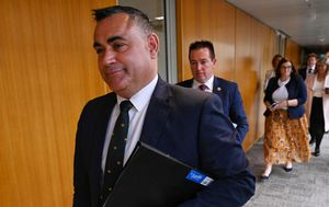 NSW Deputy Premier John Barilaro taking mental health leave effective immediately