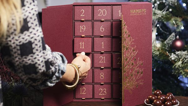 Haigh's luxury advent calendar costs $1,075
