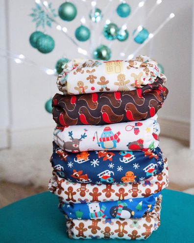 Mothers spending up big on collectable, reusable cloth nappies