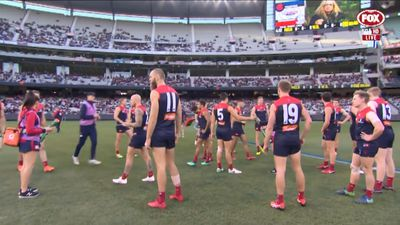 Melbourne Demons lose co-captain Jack Viney for a month