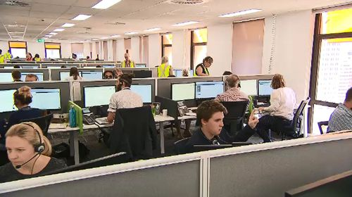 Centrelink has outsourced some of its call centre work.