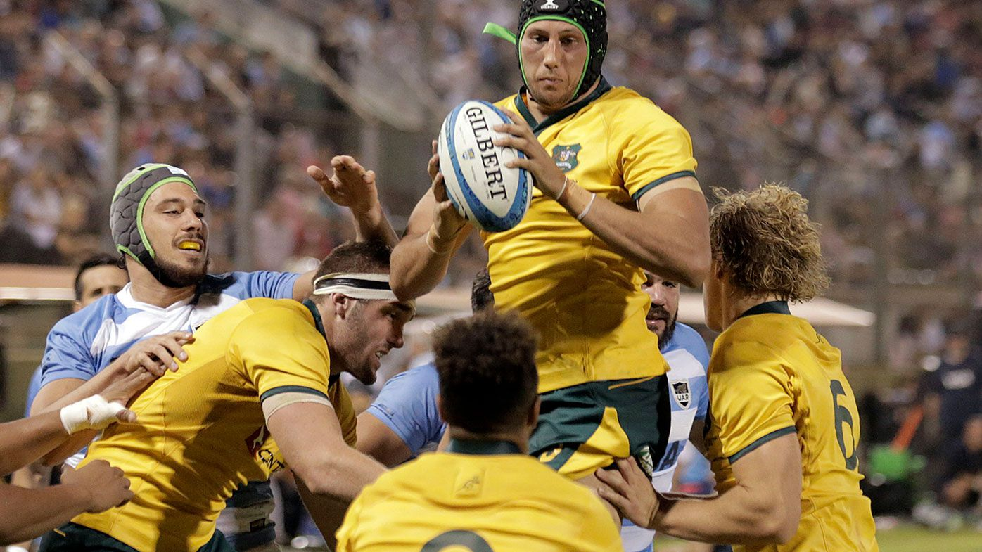 Wallabies lacked heart early, admits DHP