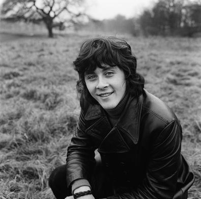 English actor Richard Beckinsale (1947 - 1979). Best known for his roles as Lennie Godber in the BBC sitcom 'Porridge' and Alan Moore in 'Rising Damp', he is the father of actresses Samantha Beckinsale and Kate Beckinsale.