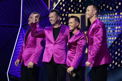 Human Nature are inducted into the ARIA Hall of Fame