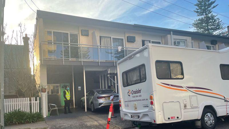 悉尼Manly一个公寓楼出现几个病例被封锁