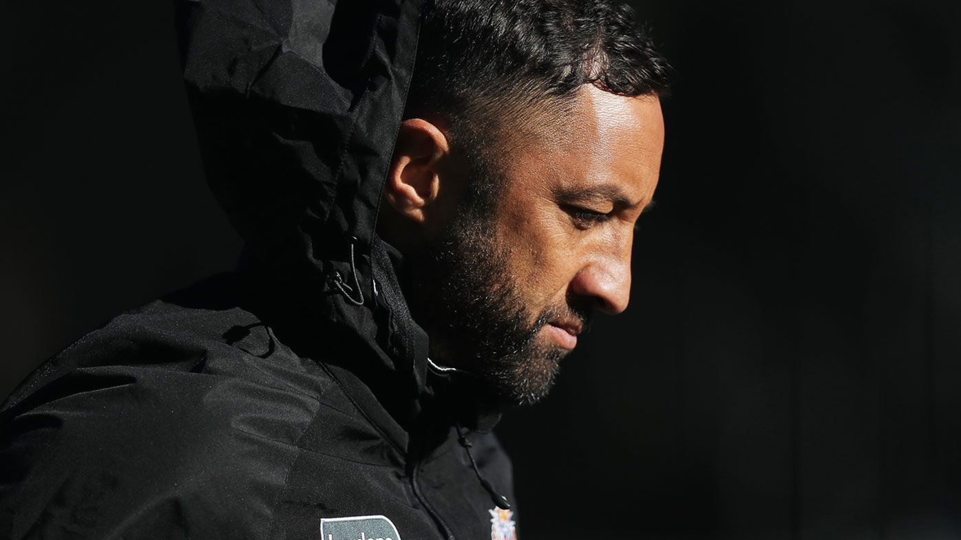 Benji Marshall will part ways with the Tigers are the end of the season. (Getty)