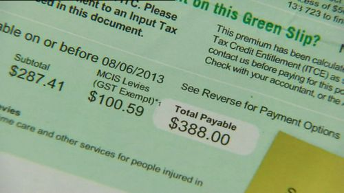 Some drivers will get refunds of up to $125. (9NEWS)