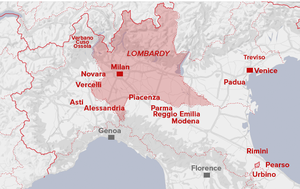 Coronavirus: Italy locks down 16 million people, shuts borders as scientists race to create vaccine