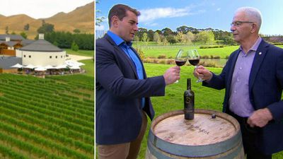 Bledisloe in the bottle: Australia and NZ battling for wine supremacy