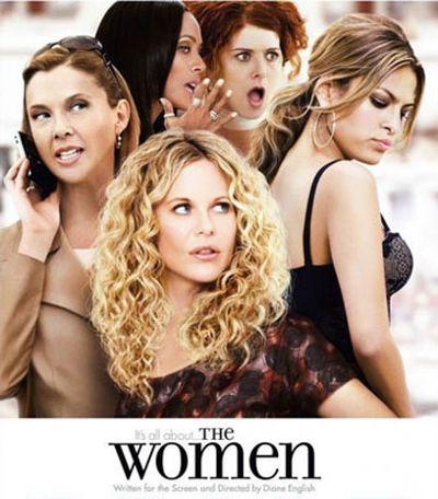 <p><i>The Women</i>(2008)</p>