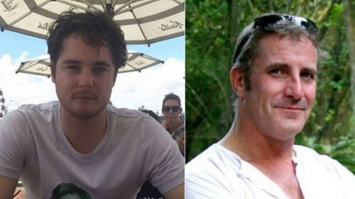 Abducted Aussies serious but stable