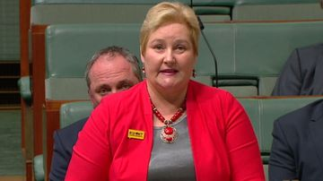 MP Ann Sudmalis