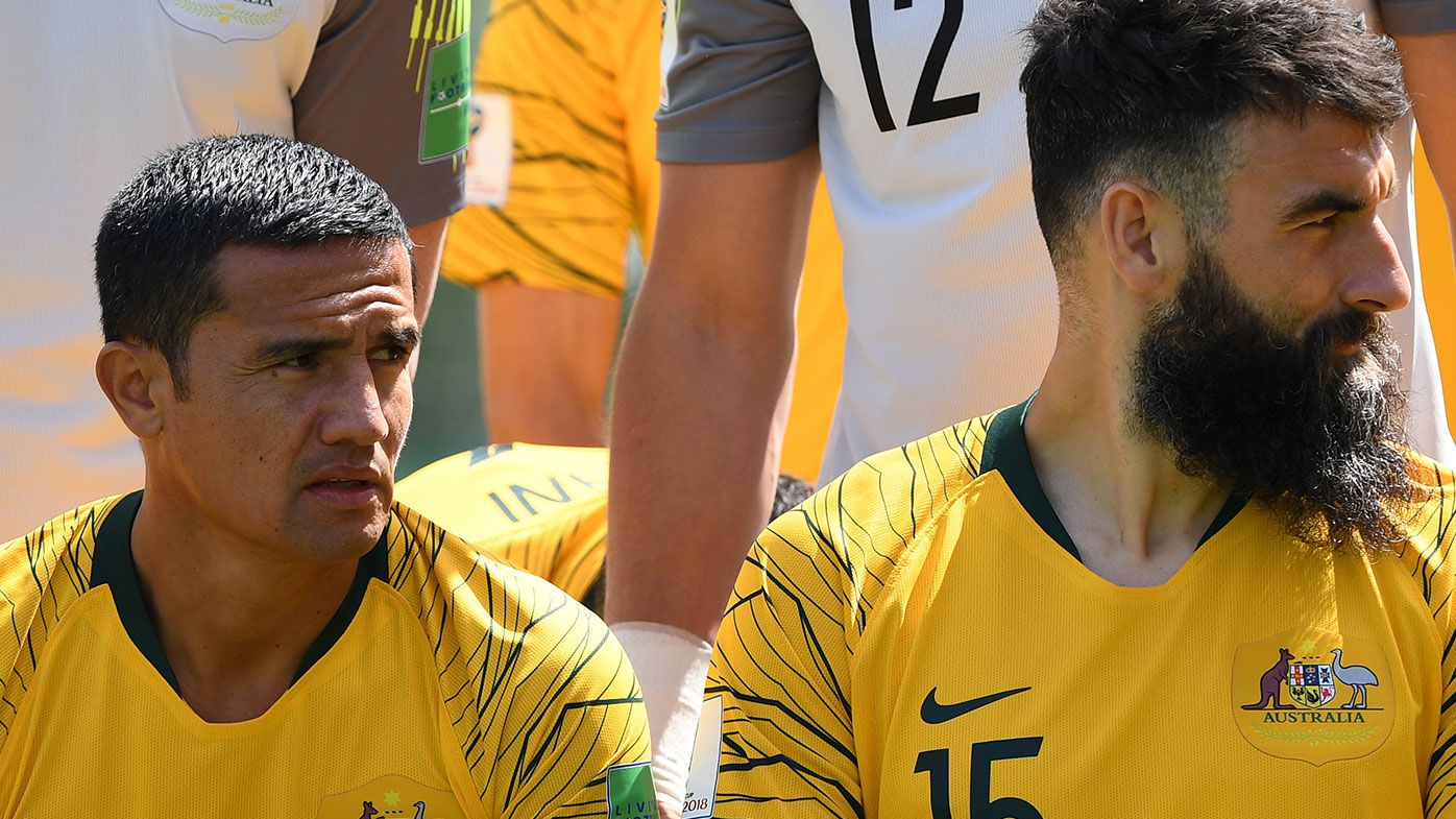 Get to know your 2018 Socceroos FIFA World Cup squad