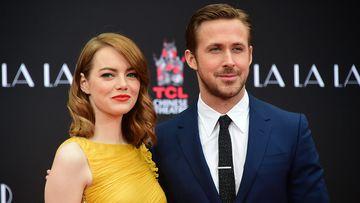 'La La Land' has received never nominations for the Golden Globes. (AFP)