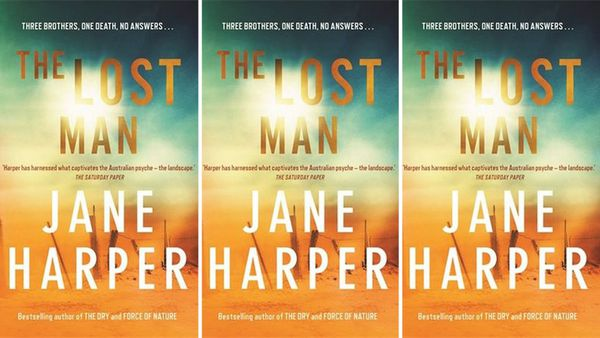 Image result for the lost man jane harper