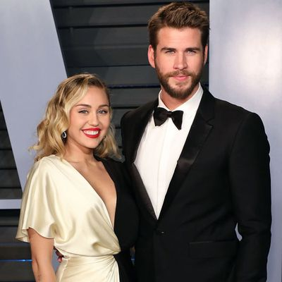 Miley Cyrus and Liam Hemswoth