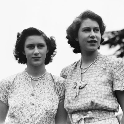 British royal family scandals: Queen Elizabeth and Princess Margaret's night out<em></em>