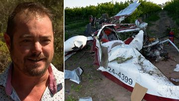 Renmark pilot's brother says it's a 'miracle' he's alive