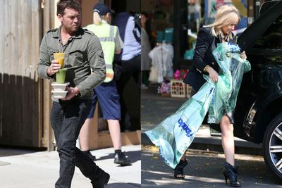 Spotted! A source close to Sam confirms that the 37-year-old actor is in Sydney to spend time with Miss Bingle. <br/><br/>Source: Splash