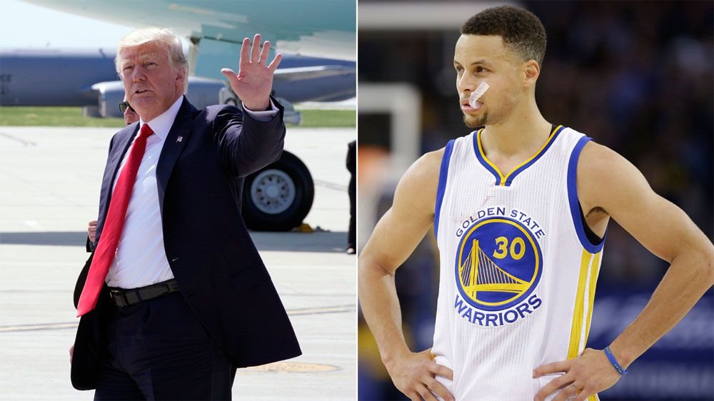 Golden State Warriors deny they plan to skip a trip to the White House