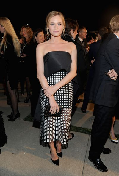 "<p>How often have you coveted the wardrobes of Diane Kruger, Emma Watson, Lupita Nyong'o and Keira Knightley? Well, we have good news for you, because all of the above have joined Olivia Palermo, Lena Dunham, Caroline Issa and more of the world's most stylish women in selling their designer wares to raise money for charity.</p><p>Luxury resale site Vestaire is holding its second celebrity sale to help raise funds for Women for Women International, which helps women in war-torn countries gain new skills to  support themselves and their families.</p><p>Get a sneak peek of  some of the items here, then head to <a href=""http://www.vestiairecollective.com/journal/coming-soon-wardrobes-for-women/"" target=""_blank"">Vestaire Collective</a> to see and shop more pieces when the site goes live at 3 Dec EST (4 Dec for Australia).</p>"