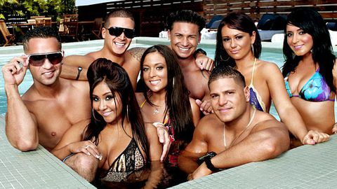 Jersey Shore stars score spin-offs