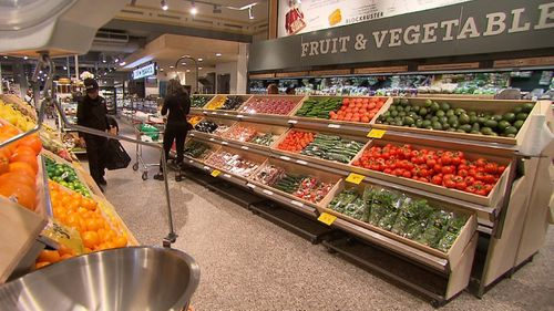 9News was given a sneak peak inside Sydney's first Coles Local.