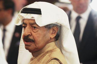 Prince Khalifa bin Salman Al Khalifa (November 11, 2020)