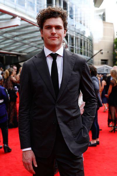 Australian singer and songwriter Vance Joy at the 2017 ARIA Awards