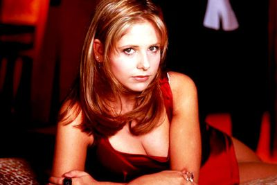 The twist with <b>Sarah Michelle Gellar</b>'s legendary vampire slayer was, of course, that she was a typical high-school hottie <i>who also</i> had the strength to fight armies of bloodthirsty bloodsuckers.
