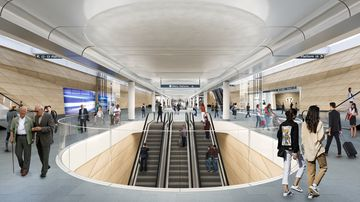 Revealed: Sydney's new-look $955m Central Station