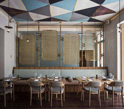The Tilbury (Sydney, Australia), Australia & Pacific Restaurant, Luchetti Krelle