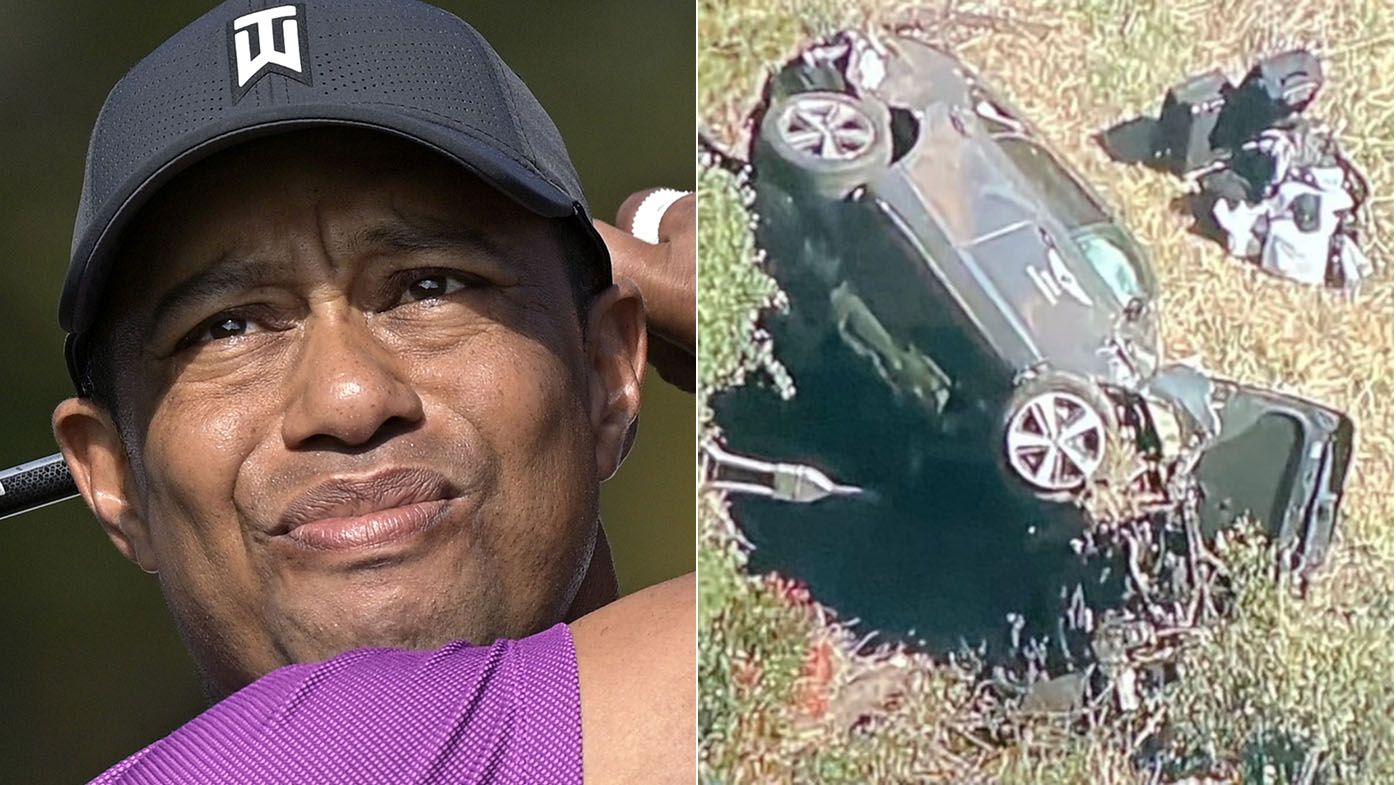 Tiger Woods injuries detailed by doctors, investigators rule out charges over accident