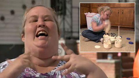Honey Boo Boo's Mama reveals mayonnaise phobia
