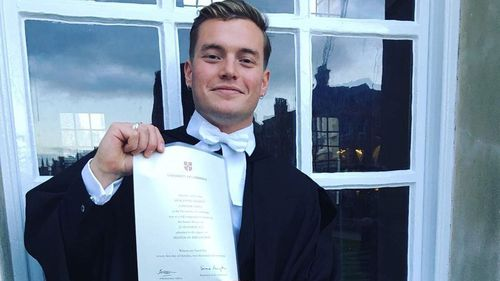 London Bridge attack victim identified as 25-year-old Cambridge University Graduate Jack Merritt